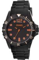 Crayo Fierce Quartz Watch.
