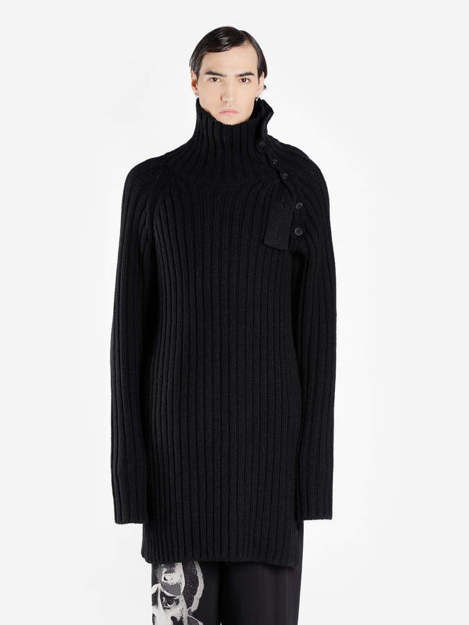 Yohji Yamamoto Knitwear