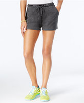Material Girl Active Juniors' Graphic Shorts, Only at Macy's