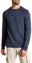 Gant Melange Crew Neck Sweater