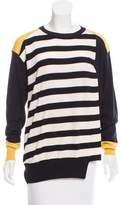 Stella McCartney Striped Virgin Wool Sweater