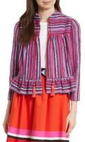 Kate Spade Women's Woven Wool Blend Jacket