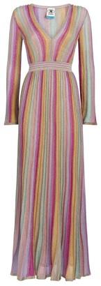 Missoni Rainbow Stripe Maxi Dress