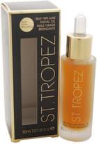 St. Tropez Unisex 1Oz Self Tan Luxe Dry Facial Oil
