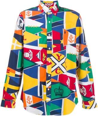 Polo Ralph Lauren Flag print shirt