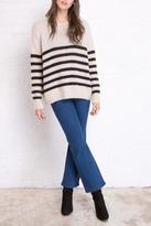 Wooden Ships Emerson Stripe Sweater