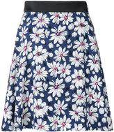 GUILD PRIME daisy print skirt - women - Polyester - 36