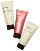 Ahava 3-Piece Mineral Must-Haves Hand Cream Collection