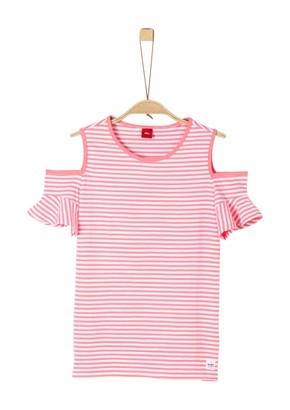 S'Oliver Girls' 66.903.32.5502 T-Shirt