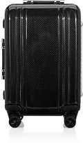 "Zero Halliburton Men's Carbon Fiber 22"" Carry-On Spinner Travel Case"