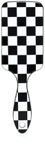 Forever 21 Checkered Print Paddle Brush