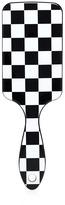 Forever 21 Checkered Print Paddle Brush