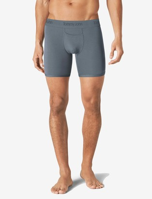 Tommy John Second Skin Mid-Length Boxer Brief