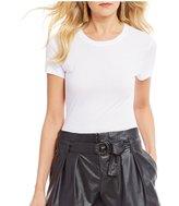 GUESS Short-Sleeve T-Shirt Bodysuit