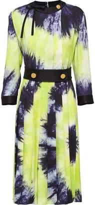 Prada Sable chemisier dress