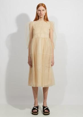 Simone Rocha Pleated Dress