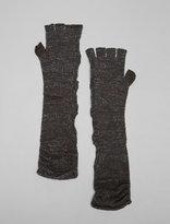 Free People Sparkle Fingerless Gloves