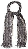 Missoni Metallic Chevron Scarf