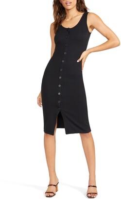 Bb Dakota X Steve Madden Vision of Love Midi Dress