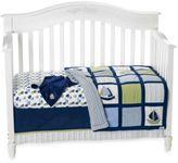 Nautica Zachary Crib Bedding Collection