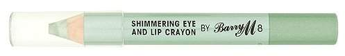 Barry M Shimmer Eye And Lip Crayon, 8 - Green by
