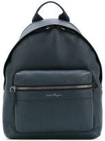 Salvatore Ferragamo classic backpack - men - Calf Leather - One Size