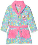 Nickelodeon Girl's Paw Patrol Hearts Dressing Gown,(Manufacturer Size: 4 Years)