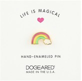 Dogeared Life Is Magical Pin Necklace