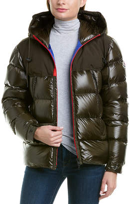 Moncler Eymeric Short Down Coat