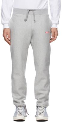Wacko Maria Grey Heavyweight Lounge Pants