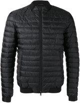 Herno padded jacket - men - Polyamide/Polyurethane/Fluorofibra - 48