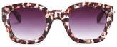 MinkPink Women's Pour It Up Polycarbonate Frame Sunglasses
