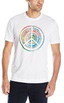 Robert Graham Men's Peace Short Sleeve T-Shirt