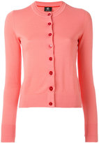 Paul Smith crew neck cardigan - women - Cotton - 40