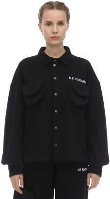 Natasha Zinko Heavy Cotton Jersey Shirt