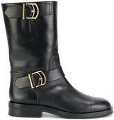 Jil Sander buckled boots