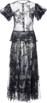 Jill Stuart Gia Sheer Dress