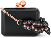 Sophia Webster Vivi butterfly clutch bag