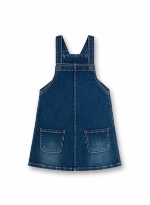 Sanetta Girls' Latzkleid Dress