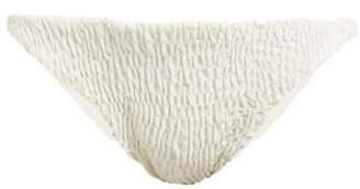 Solid & Striped The Annabelle Bikini Briefs - Womens - Ivory