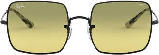 Ray-Ban Icons 54mm Square Gradient Sunglasses