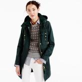 J.Crew Long downtown field jacket
