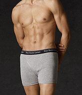 Polo Ralph Lauren Classic-Fit Cotton Boxer Briefs Assorted 3-Pack
