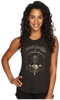 Spiritual Gangster Sky Above Me Muscle Tank Top