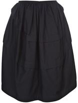 Alaia Vault honeycomb skirt