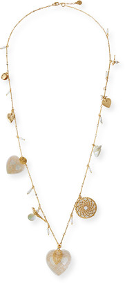 Gas Bijoux Lovely Long Necklace