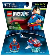 Lego Dimensions - Superman Fun Pack