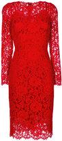 Dolce & Gabbana - robe moulante en de