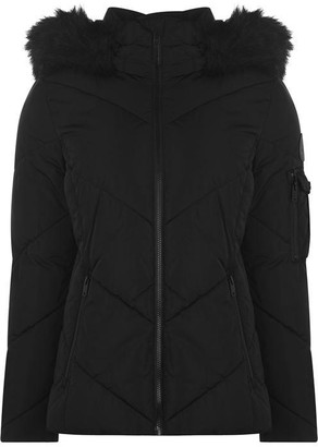 DKNY Short Padded Jacket