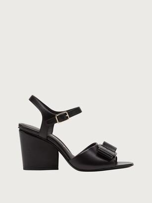 Salvatore Ferragamo Women Viva sandal Black Size 4.5